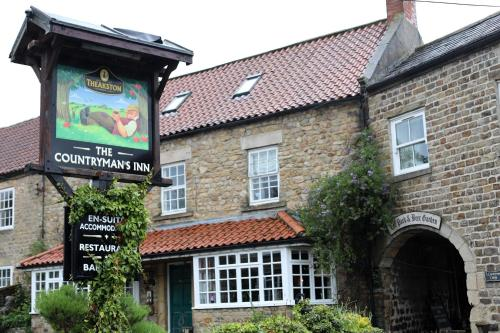 Hotel-overnachting met je hond in The Countryman's Inn - Bedale