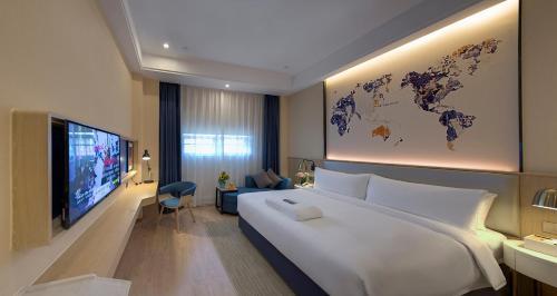 Kyriad Marvelous Hotel·Shanghai International Resort Shanghai Pudong International Airport, Shanghai