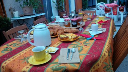 Accommodation in Sisteron