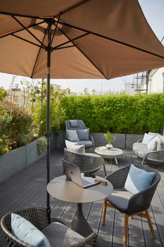 Suite con terraza (Suite with Terrace)