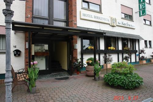 Accommodation in Heusenstamm