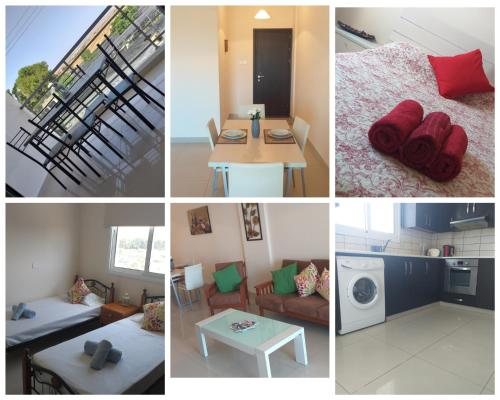 2 Bedroom Apartment In In The Center Of Kiti Village 7 Minutes FromLarnaca Airport