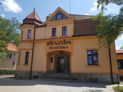 . Penzion Hudebka