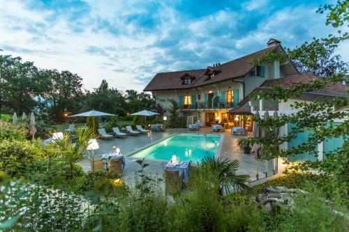 Villa Cécile - Hotel - Yvoire