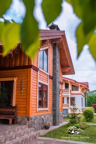 Girska Hatyna Vorohta - Hotel - Vorokhta