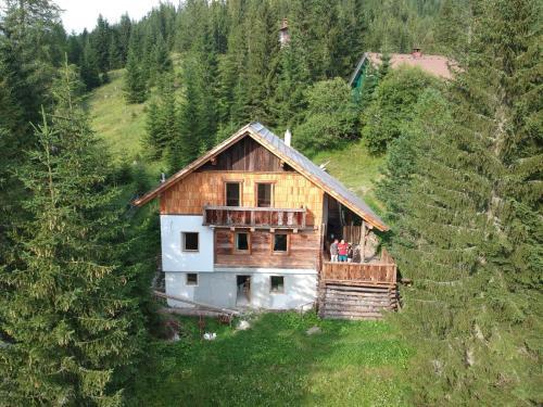 Ferienhaus Flattnitz - Chalet