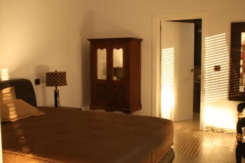 Double Room with Balcony La Posada de las Casitas 14