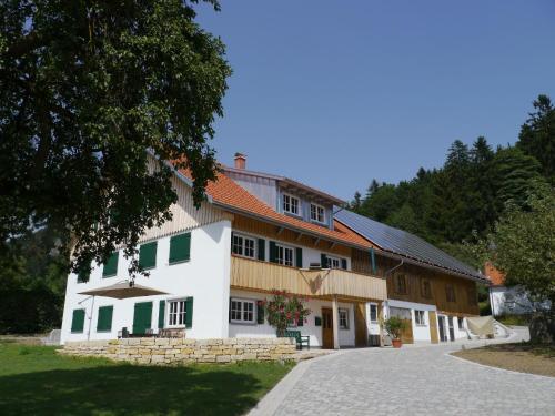 Schmelzenbacher Hof - Apartment - Isny im Allgäu