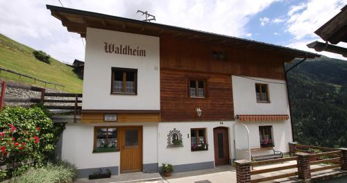 Haus Waldheim 5211756 Kappl
