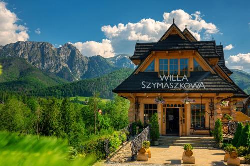 Willa Szymaszkowa - Accommodation - Zakopane