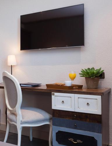 Doppel-/ Zweibettzimmer mit Straßenblick Hotel Diana 1