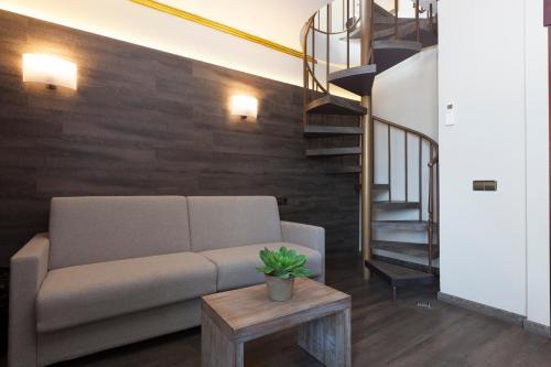 Suite Ático Hotel Diana 3