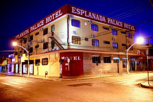 . Esplanada Palace Hotel