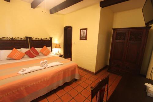 Casa del Sótano, Oaxaca