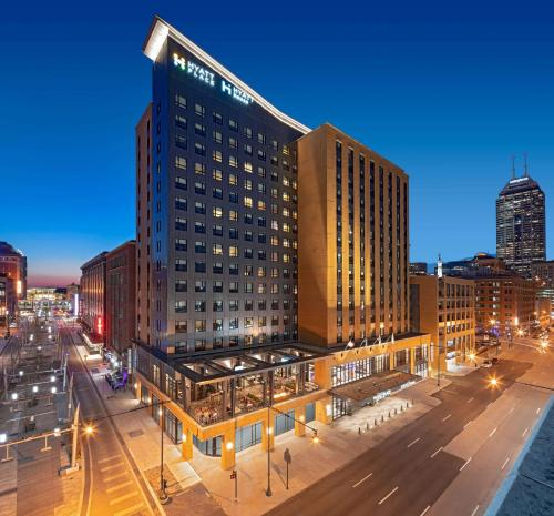 . Hyatt Place Indianapolis Downtown