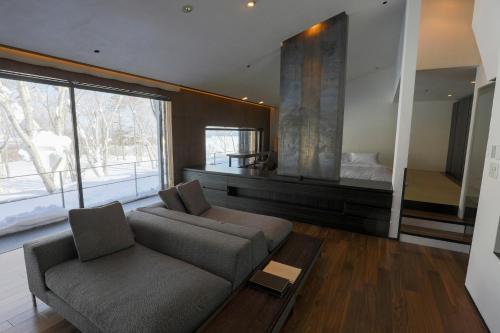 Deluxe Japanese-Style Villa