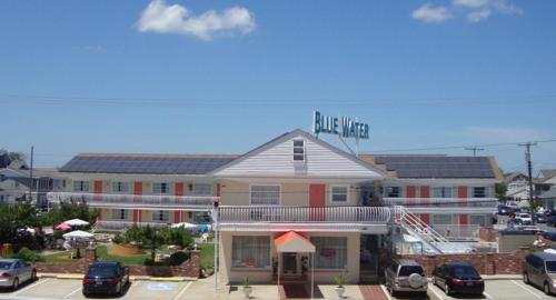 Blue Water Motel - Wildwood Crest, NJ 08260