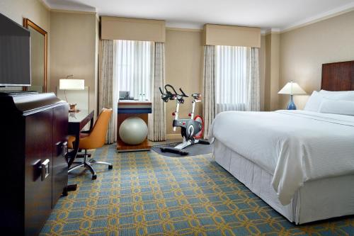 Workout Room, Guest room, 1 King