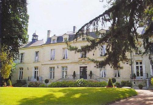 Kasteel-overnachting met je hond in Château de Beaulieu - Saumur