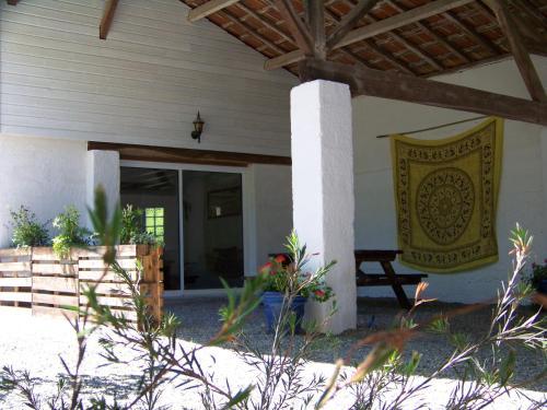 Accommodation in Madiran