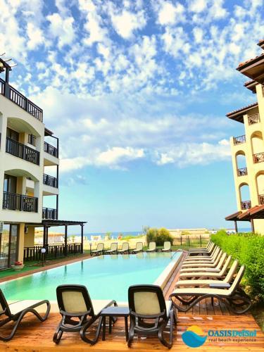 . Hotel Oasis Del Sol - Front Beach