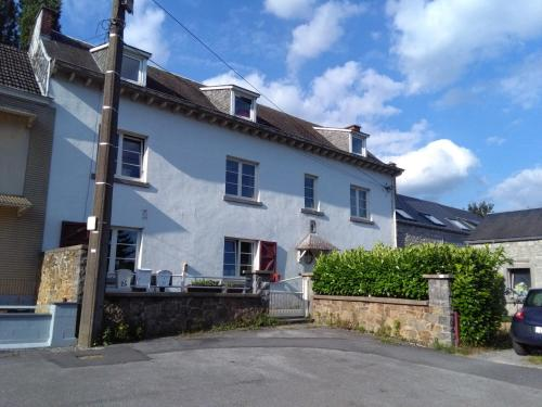 Studio 2, Pension in Namur