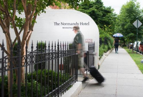 The Normandy Hotel - Washington, DC DC 20008