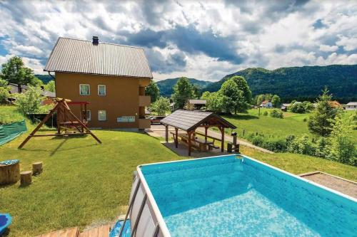 . Family friendly apartments with a swimming pool Jasenak, Karlovac - 17501