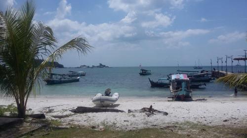Dermaga Kelayang Cottages, Belitung