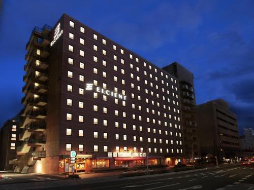 ホテル エルシエント京都 (旧 エルイン京都)
