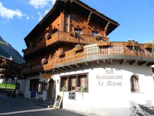 Le Mazot Bed & Breakfast Zermatt