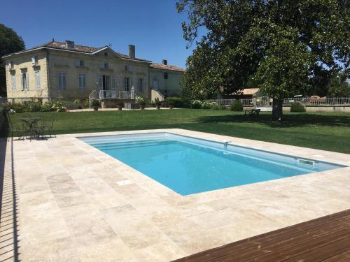 Belle maison bourgeoise de charme dans un domaine viticole - Location saisonnière - Libourne