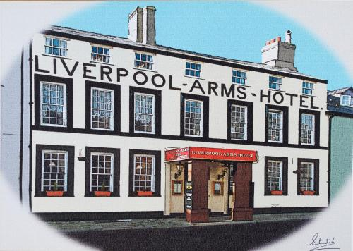 The Liverpool Arms Hotel, Beaumaris