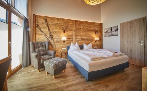AlpenParks Hotel & Apartment Sonnleiten - Accommodation - Saalbach Hinterglemm
