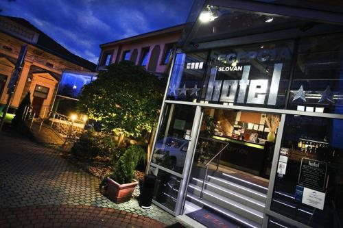 . Hotel Slovan