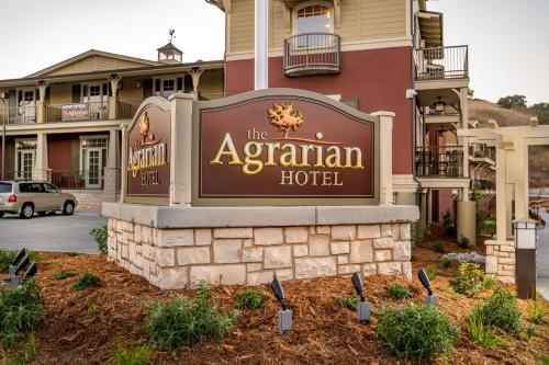 . The Agrarian Hotel; Best Western Signature Collection