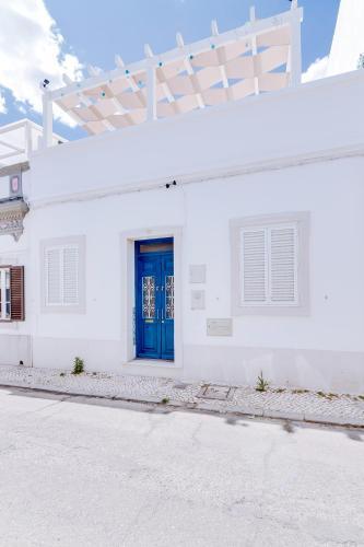 Terrasse Blanche, Olhão
