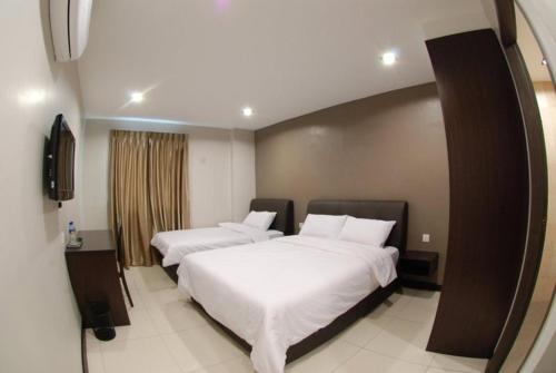 Kluang Chinatown Hotel room photos