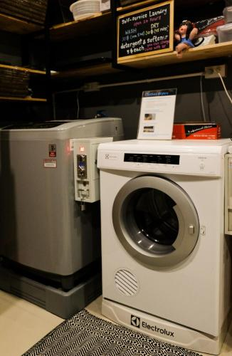 How To Reset Electrolux Washing Machine