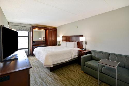 Hampton Inn Detroit Madison Heights South Troy - Madison Heights, MI MI 48071