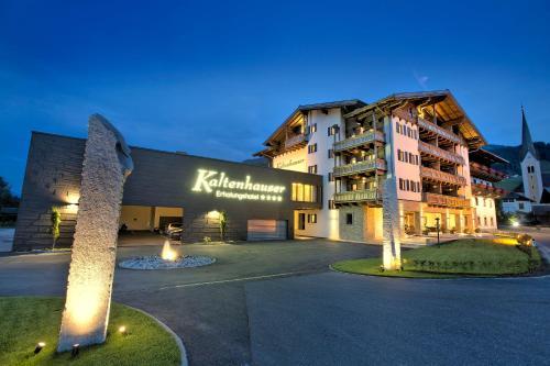 Erholungshotel Kaltenhauser - Hotel - Hollersbach im Pinzgau