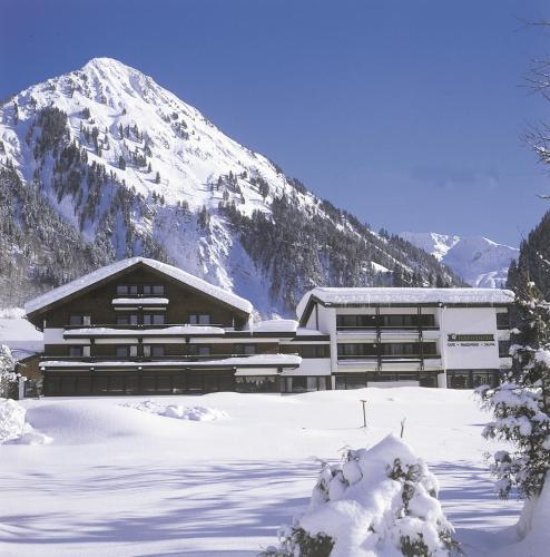 BOUTIQUEHOTEL das Edelweiss - Hotel - Schoppernau