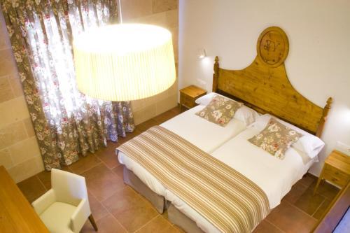 Zweibettzimmer - Einzelnutzung Hotel Rural Binigaus Vell 15