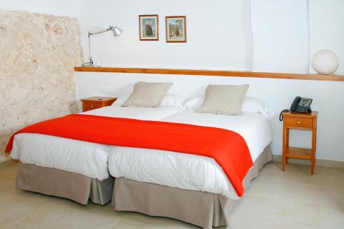 Superior Zweibettzimmer - Einzelnutzung Hotel Rural Binigaus Vell 71