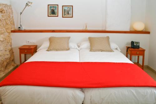 Superior Zweibettzimmer - Einzelnutzung Hotel Rural Binigaus Vell 69