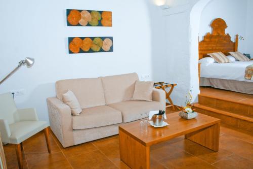 Junior Suite - Einzelnutzung Hotel Rural Binigaus Vell 46