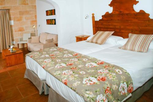 Junior Suite - Einzelnutzung Hotel Rural Binigaus Vell 45