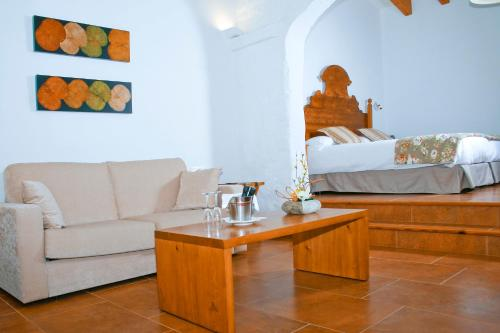 Junior Suite - Einzelnutzung Hotel Rural Binigaus Vell 44