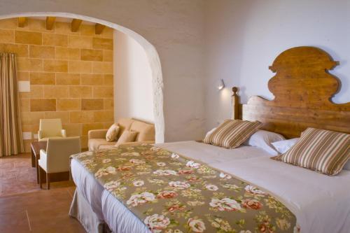 Junior Suite - Einzelnutzung Hotel Rural Binigaus Vell 43