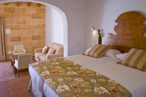 Junior Suite - Einzelnutzung Hotel Rural Binigaus Vell 38